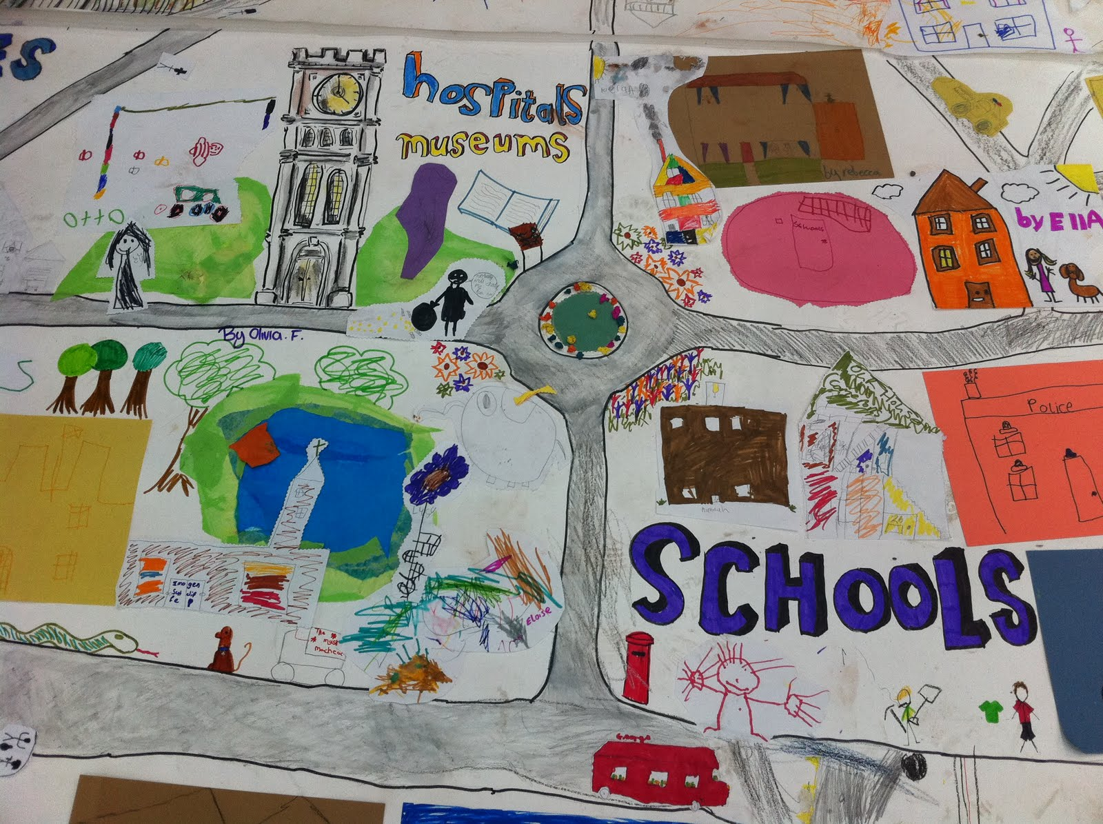 10 ideas for developing map skills. | Willow Lane Primary School